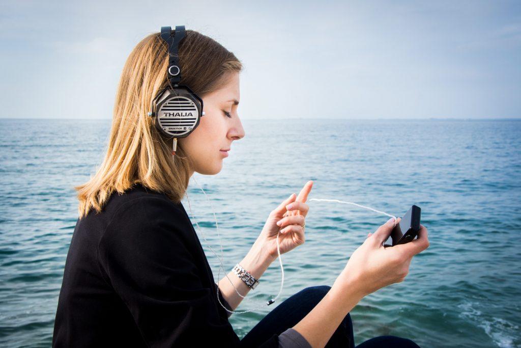 meditera vid havet