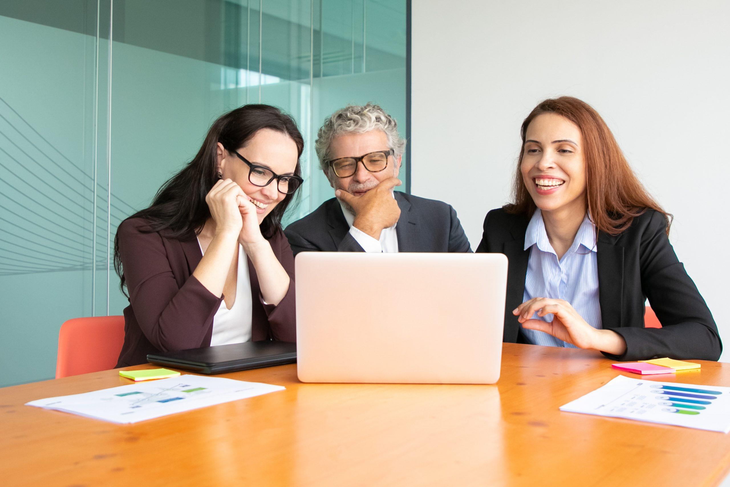 Arbetsplats team